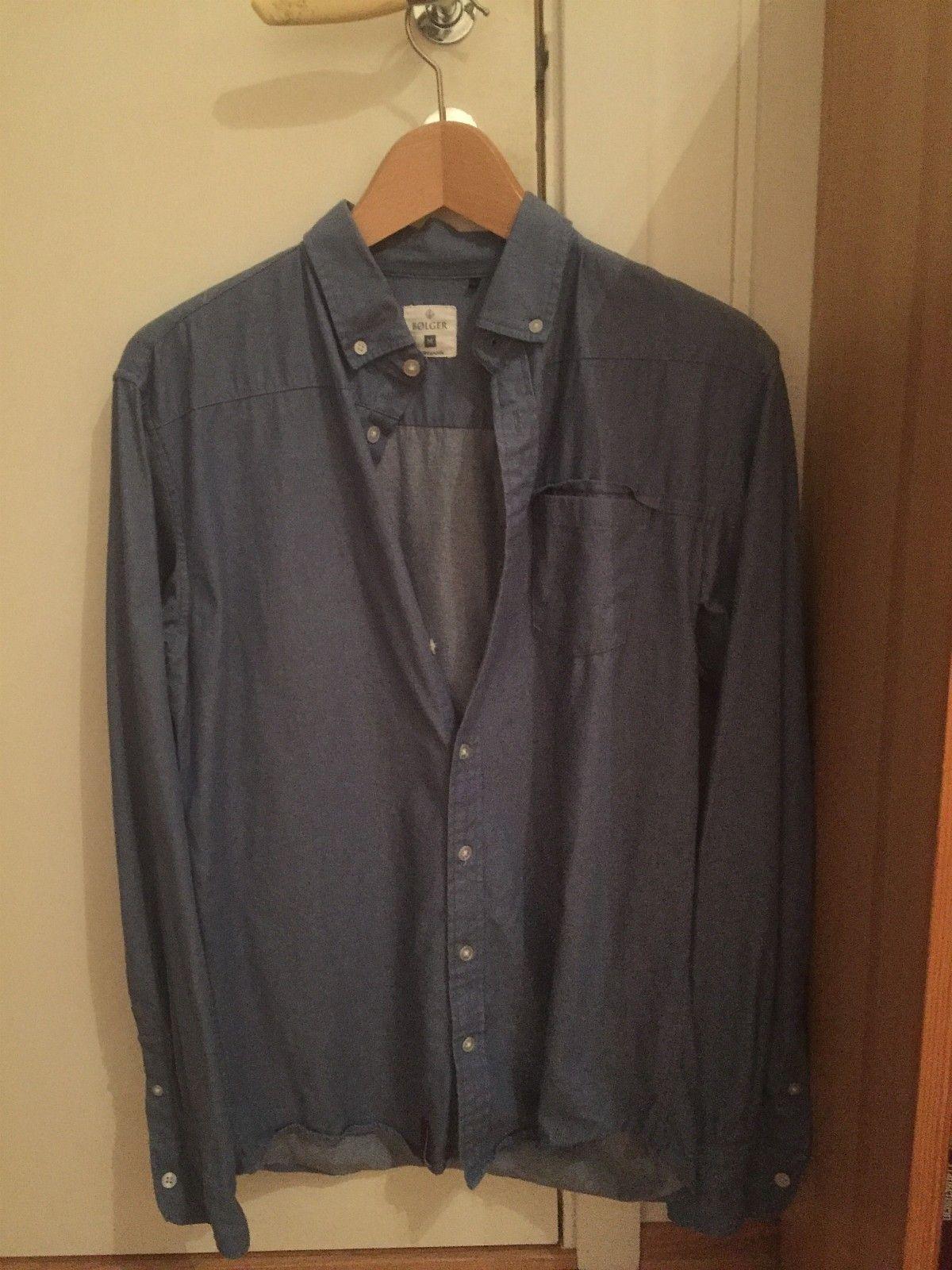 Bølger skjorte til salg | FINN.no