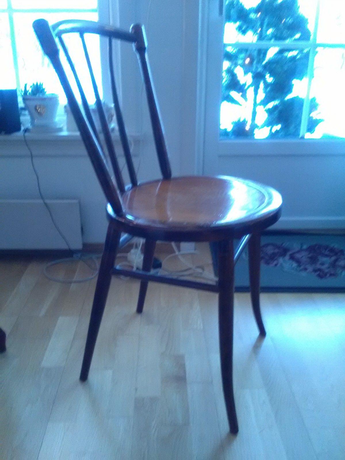 Thonet vintage stoler | FINN.no