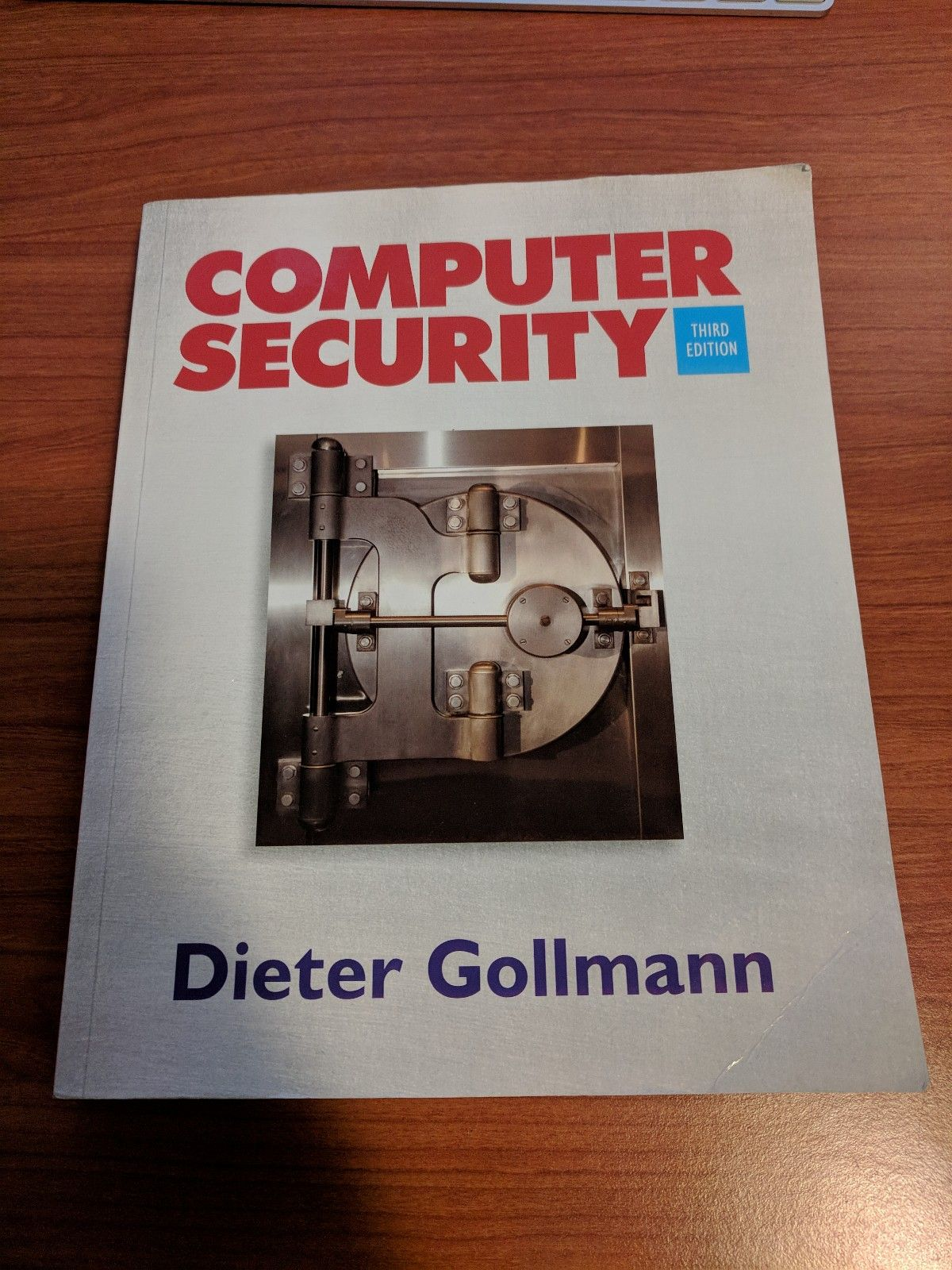 Computer Security - Dieter Gollman (3rd edition) - Oslo  - The curriculum book for the UNIK4270 course at University of Oslo. 