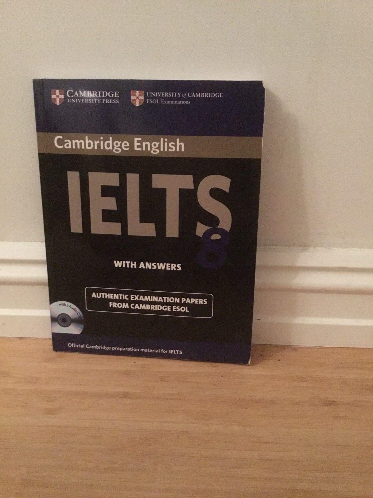 Ielts book - Oslo  - Book for ielts ! - Oslo