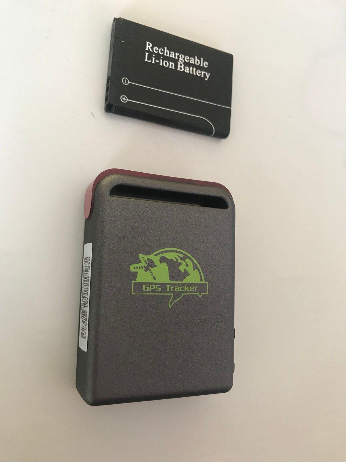 GPS tracker - Bodø  - GPS-tracker med SIM-kort.  Ekstra batteri, USB-ledning og bruksanvisning følger med. - Bodø