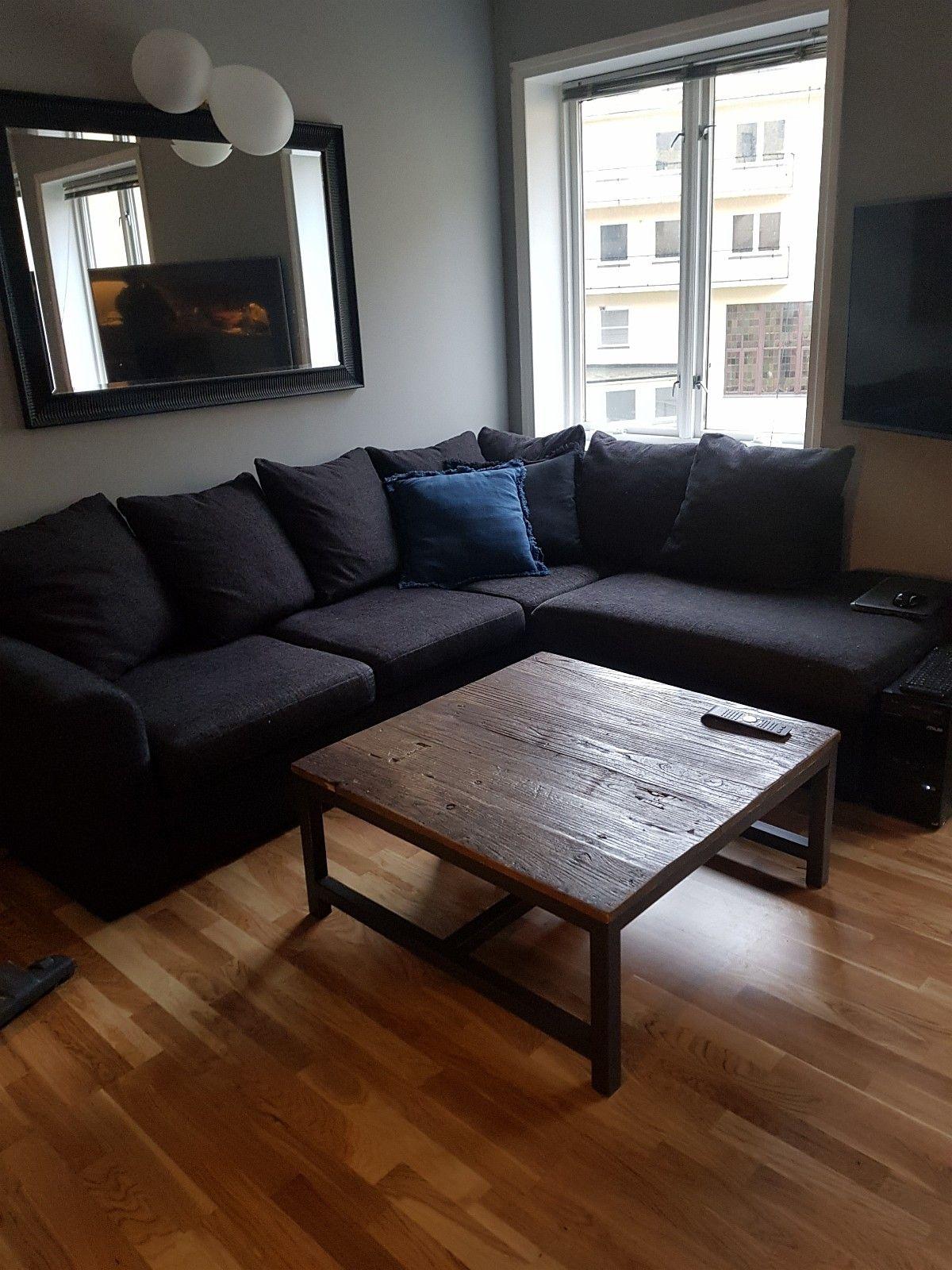 Sofa - Bergen  - Selger fin brukt sofa da vi skal flytte. Trekkene kan vaskes. - Bergen