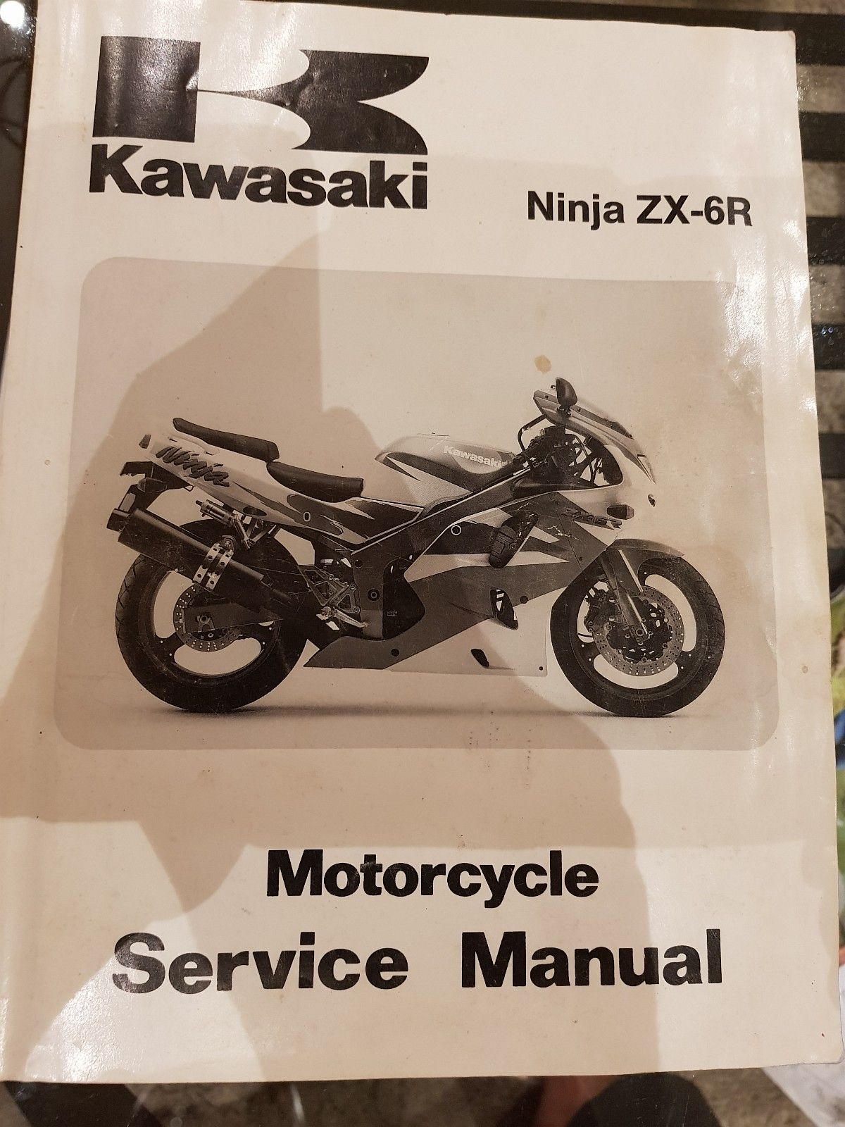 ninja zx 6r motorcycle service manual Array - 09 zx6r service manual rh 09  zx6r service manual bitlab solutions