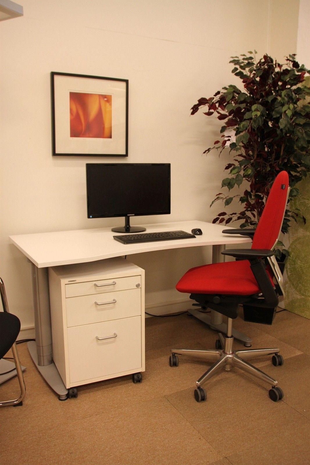 Hevsenk skrivebord | FINN.no
