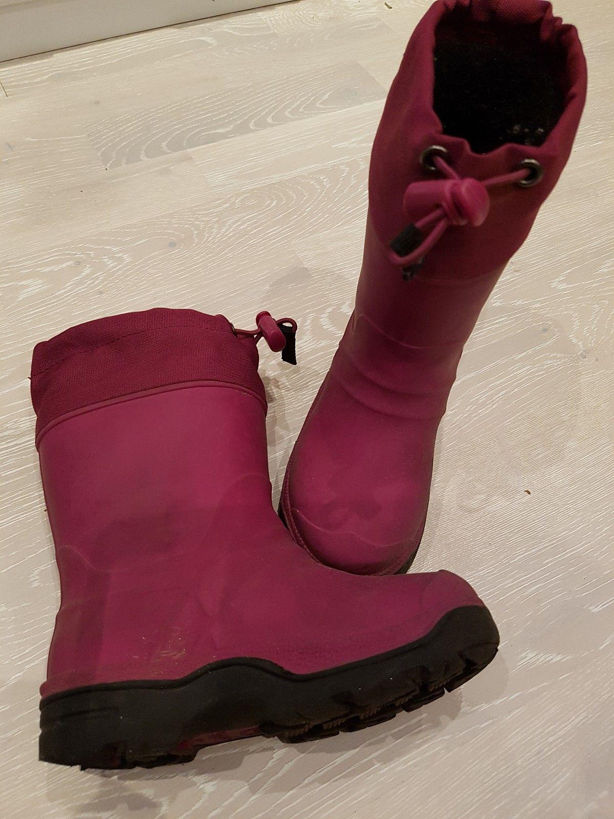 6071e5d2ea80 Kamik støvler str 10   str 27 NY PRIS