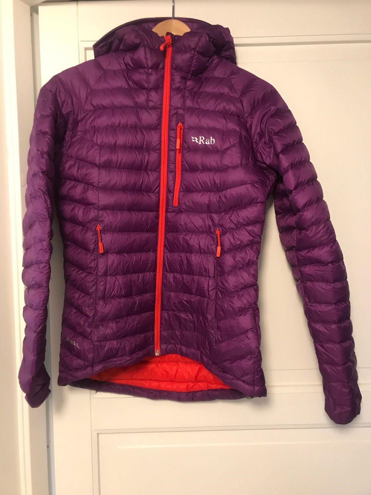 3401a56e God og varm jakke fra Rab. Nesten ikke brukt. Str S. (1/3)