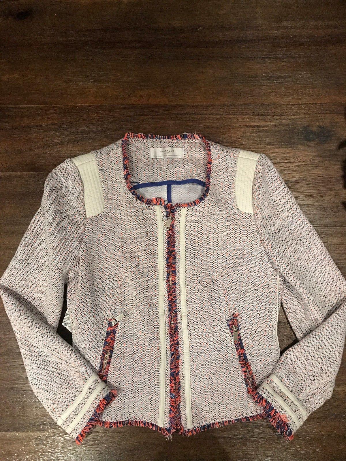 46cdcdc1 Zara Tweed jakke - Dressjakke selges billig!   FINN.no