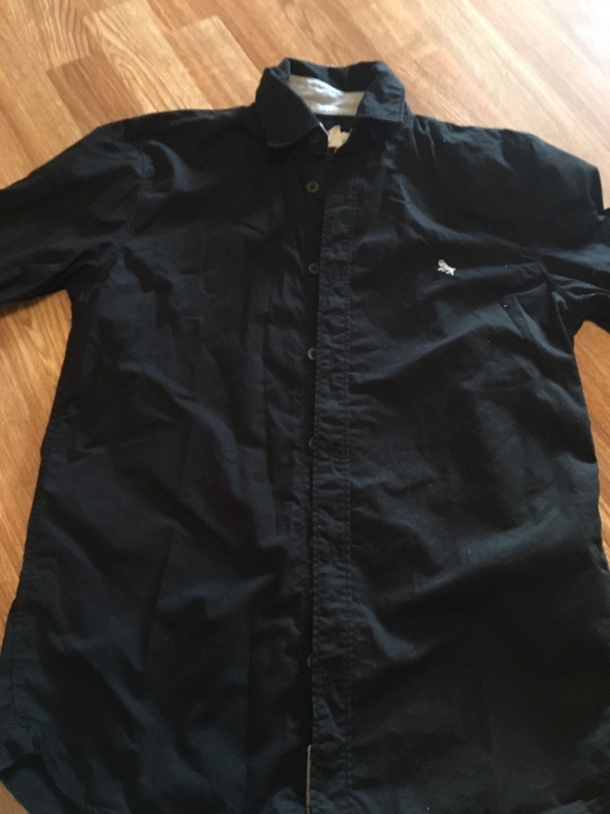 svart skjorte til dame | FINN.no