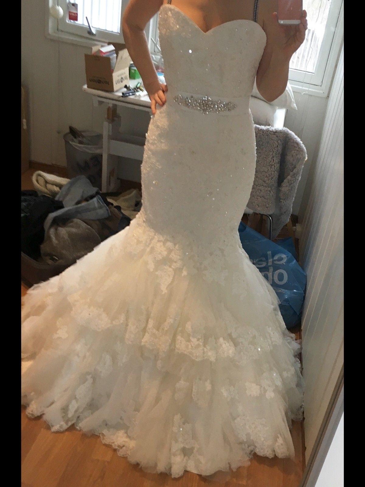 e7d6938f5df9 Vakker brudekjole