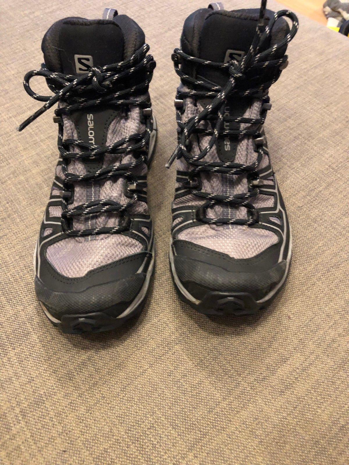 Salomon Goretex sko dame 38 23. | FINN.no