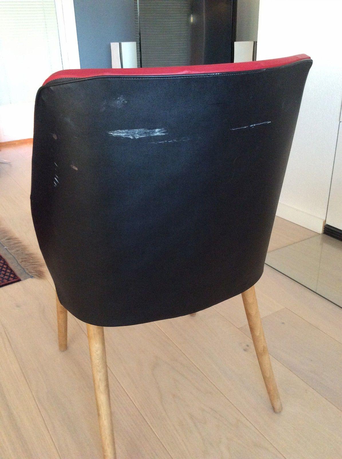 Norsk designklassiker fra 50 tallet. Retro stol selges   FINN.no
