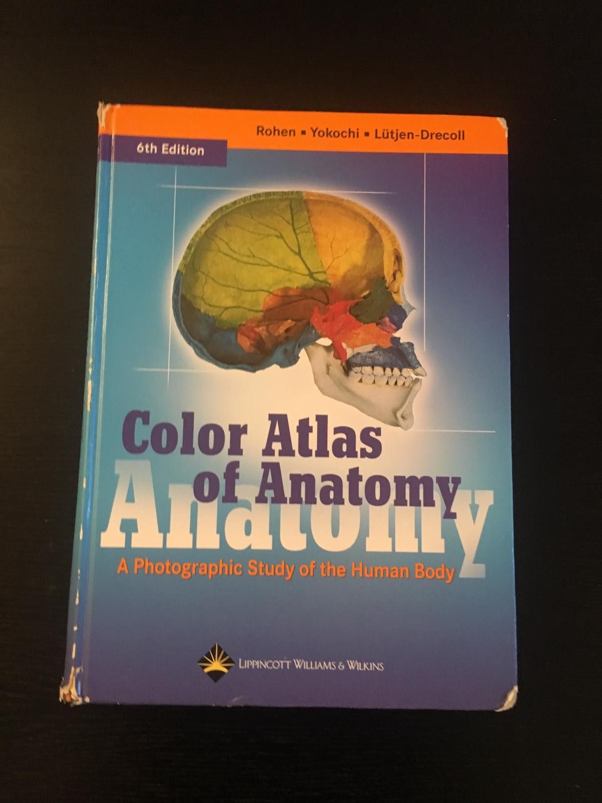 Color Atlas Of Anatomy Finn