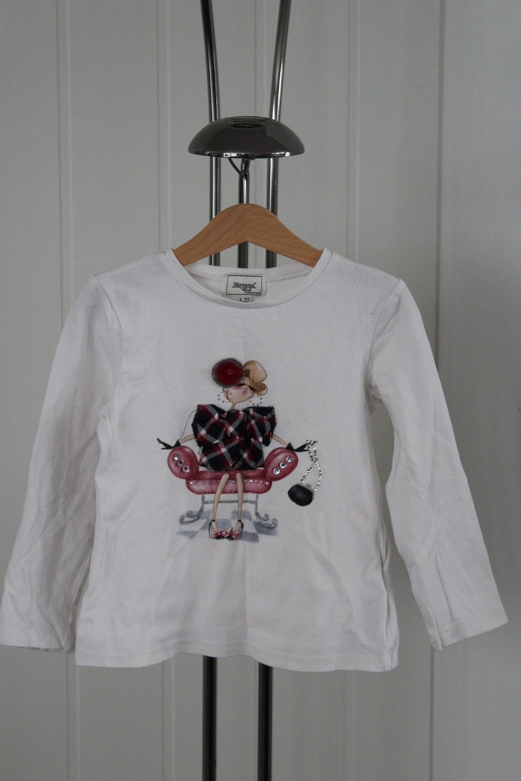 cdcaa5377 Masse fine klær til jente fra mayoral str 110. Som ny   FINN.no
