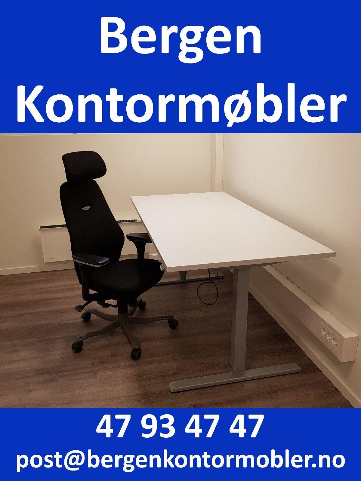 Vi kjøper store og små partier av kontormøbler! | FINN.no