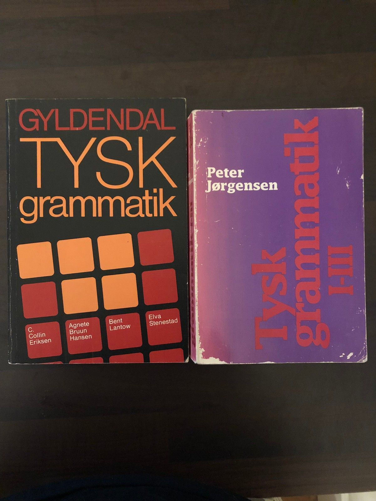 Tysk grammatikk | FINN no
