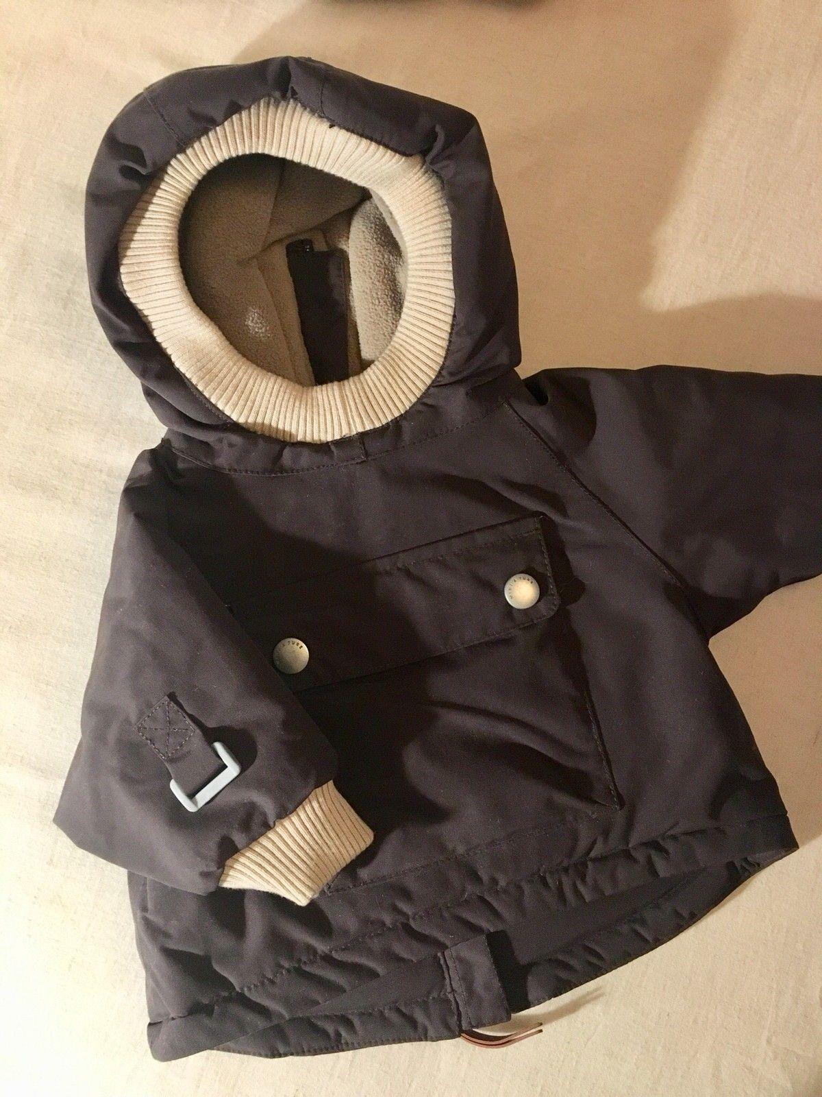 Mini a ture vinter jakke gutt 6 år. | FINN.no