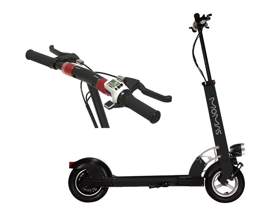 Ypperlig elektrisk sparkesykkel 45kmt - Momas S2 | FINN.no HS-08