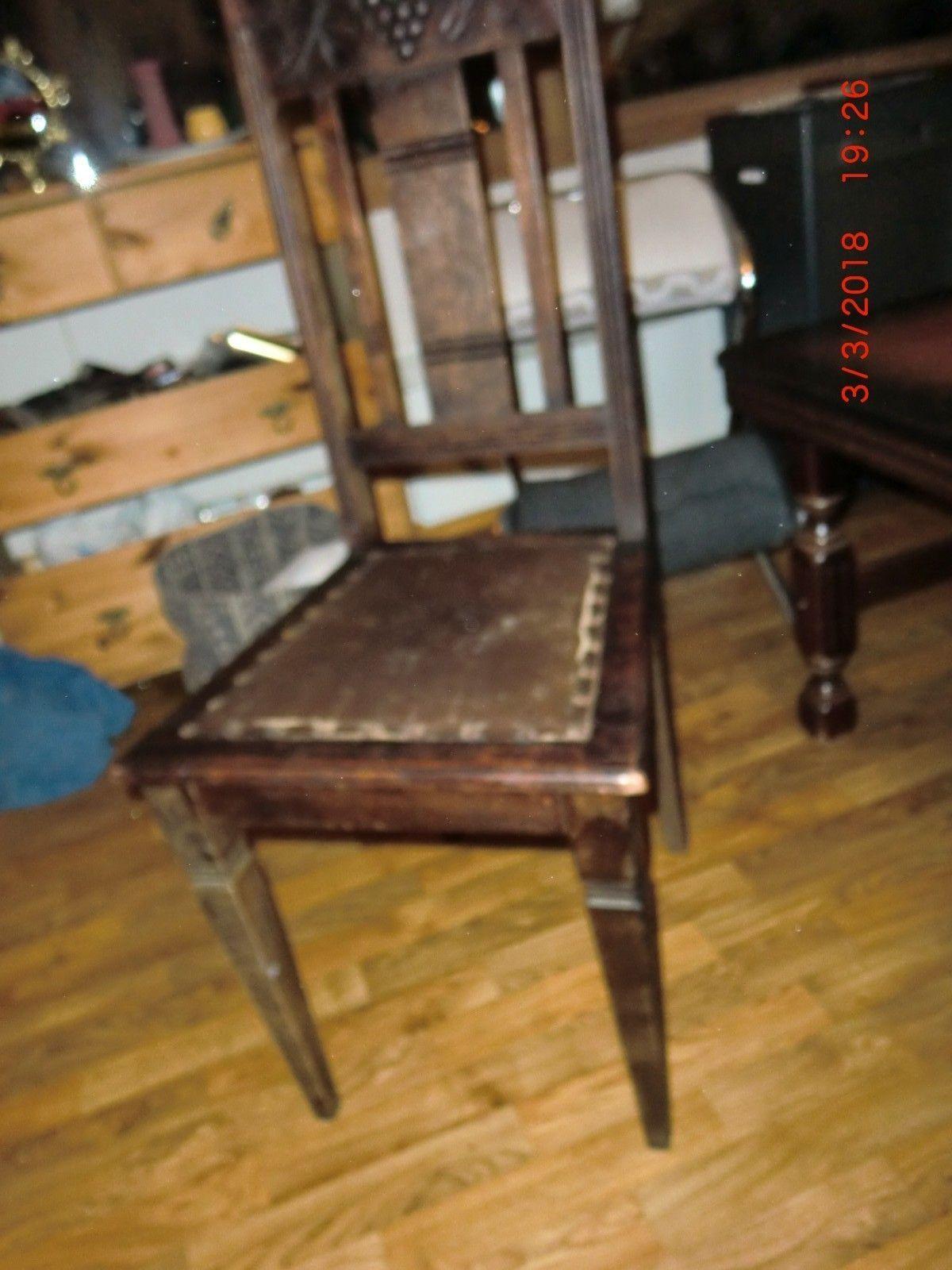 Fin gammel stol | FINN.no
