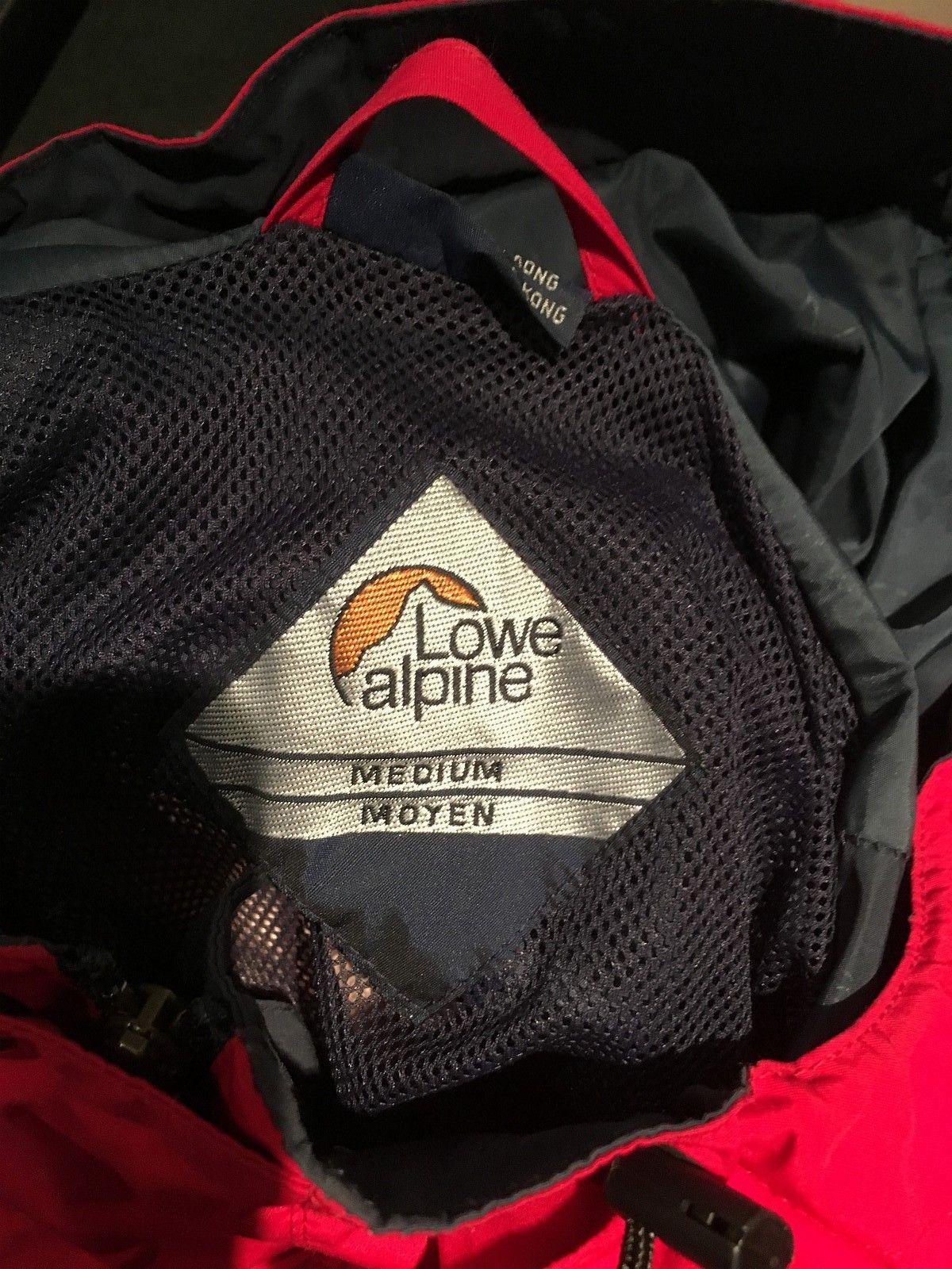 Lowe Alpine trippel point jakke str M | FINN.no