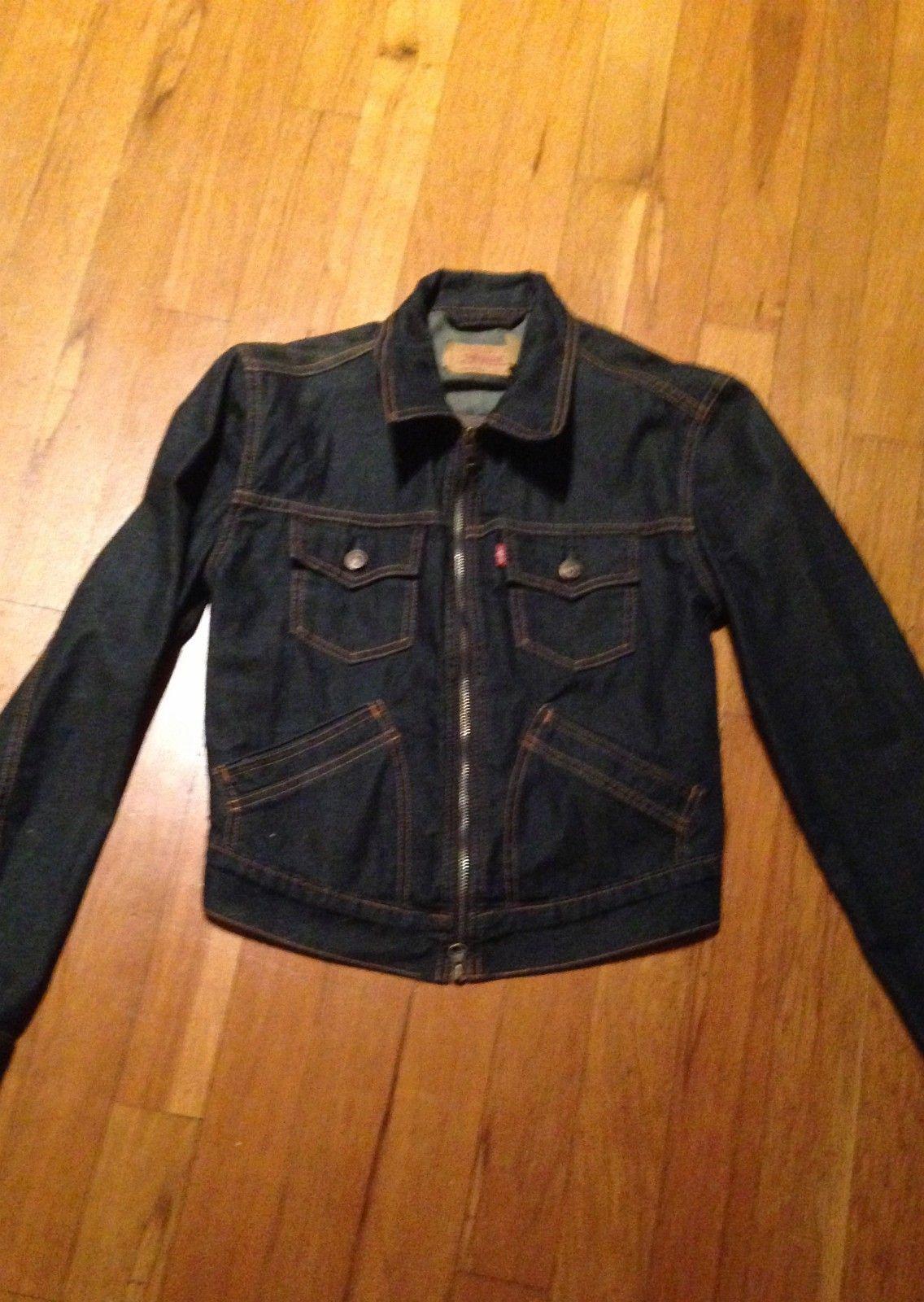 68502968 Levis jeans jakke med glidelås | FINN.no