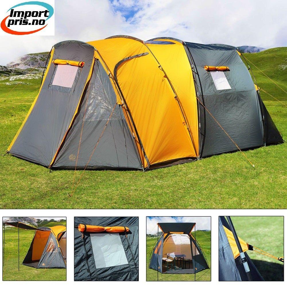 vannsøyle på telt