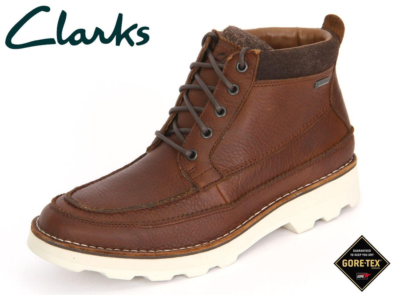 HELTT NYYYY Clarks Men's Korik Rise GTX Ankle Boots