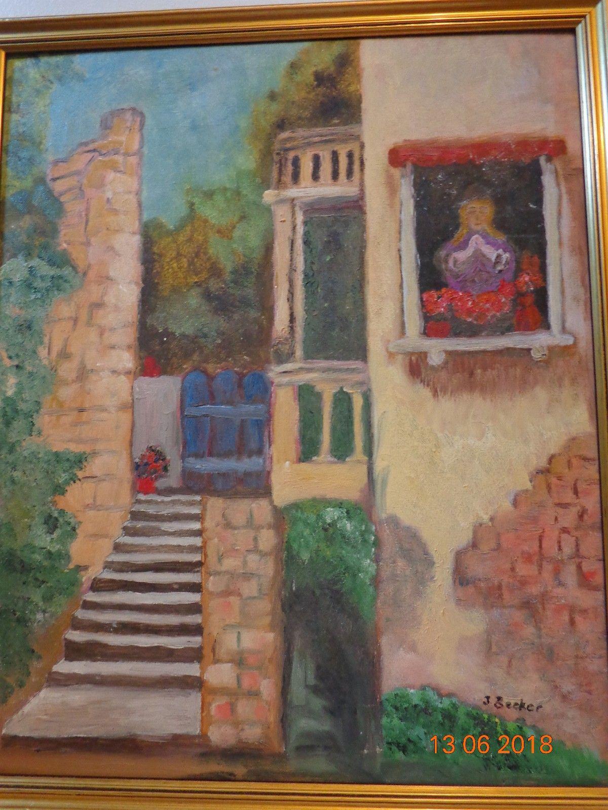 maleri på lerret til salgs