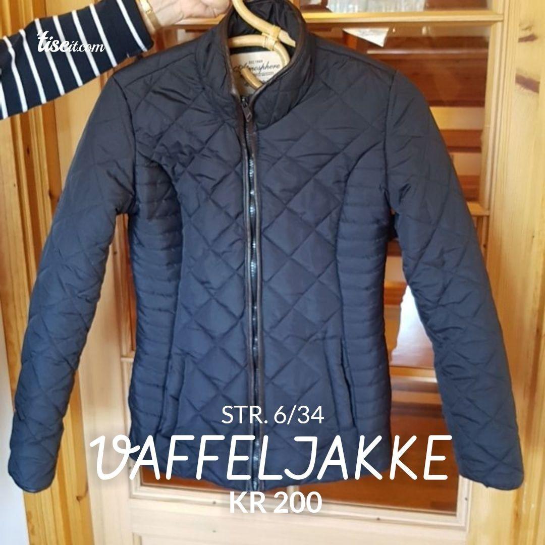 54196949 Vaffeljakke | FINN.no