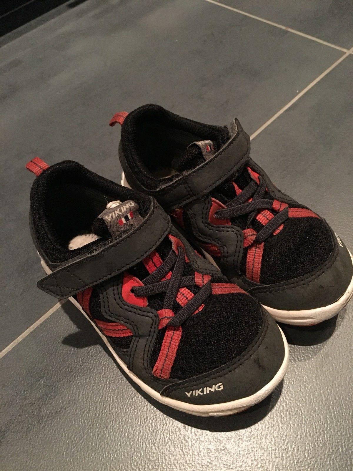 94657feb49c0 Viking sko joggesko barn 29 Goretex