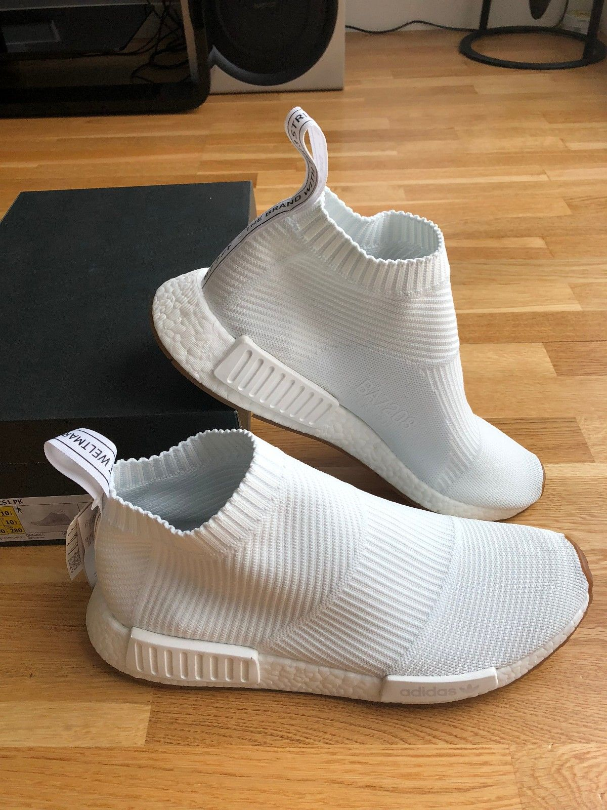 Adidas sko i str 44,5   FINN.no