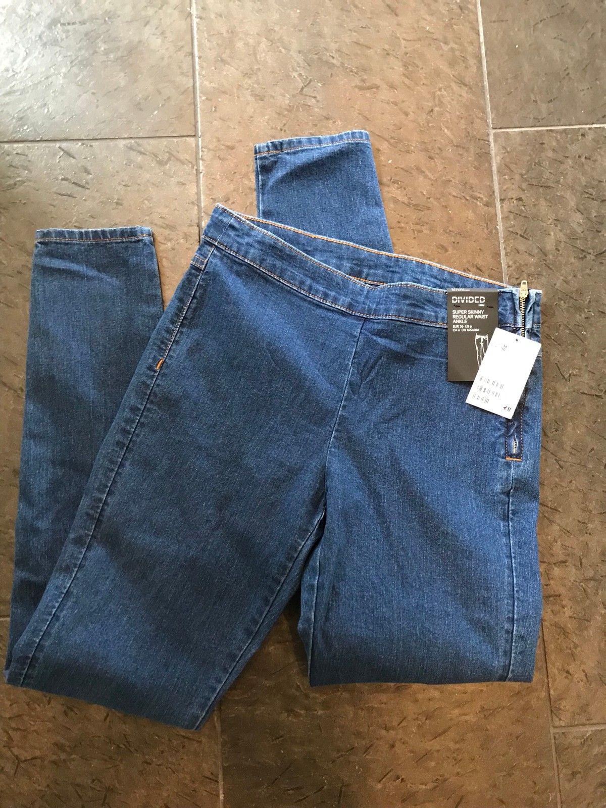 0c5551e6 H&M Divided jeans/tights, ubrukt | FINN.no