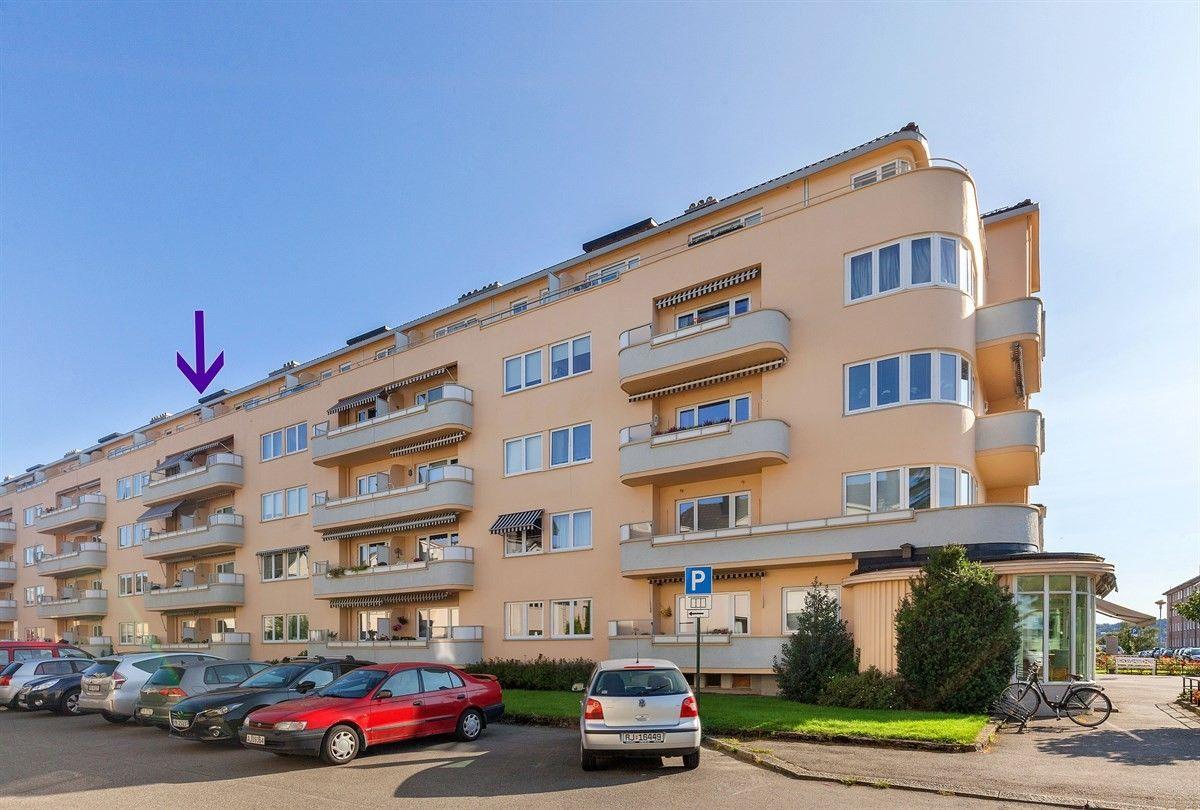 Agder allé 4 C, 5. etasje, Kristiansand | Sørmegleren