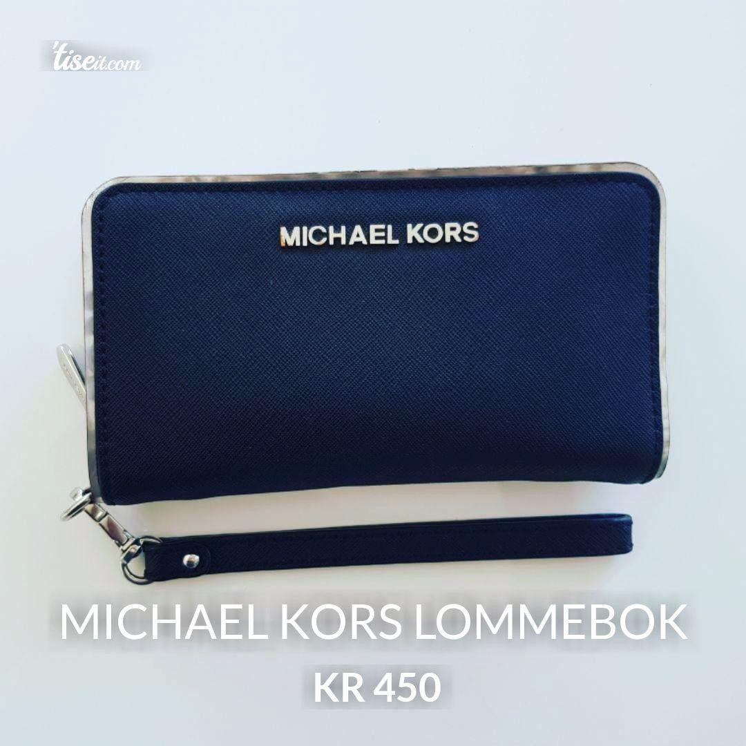 e99a6792 Pent brukt Michael Kors lommebok | FINN.no