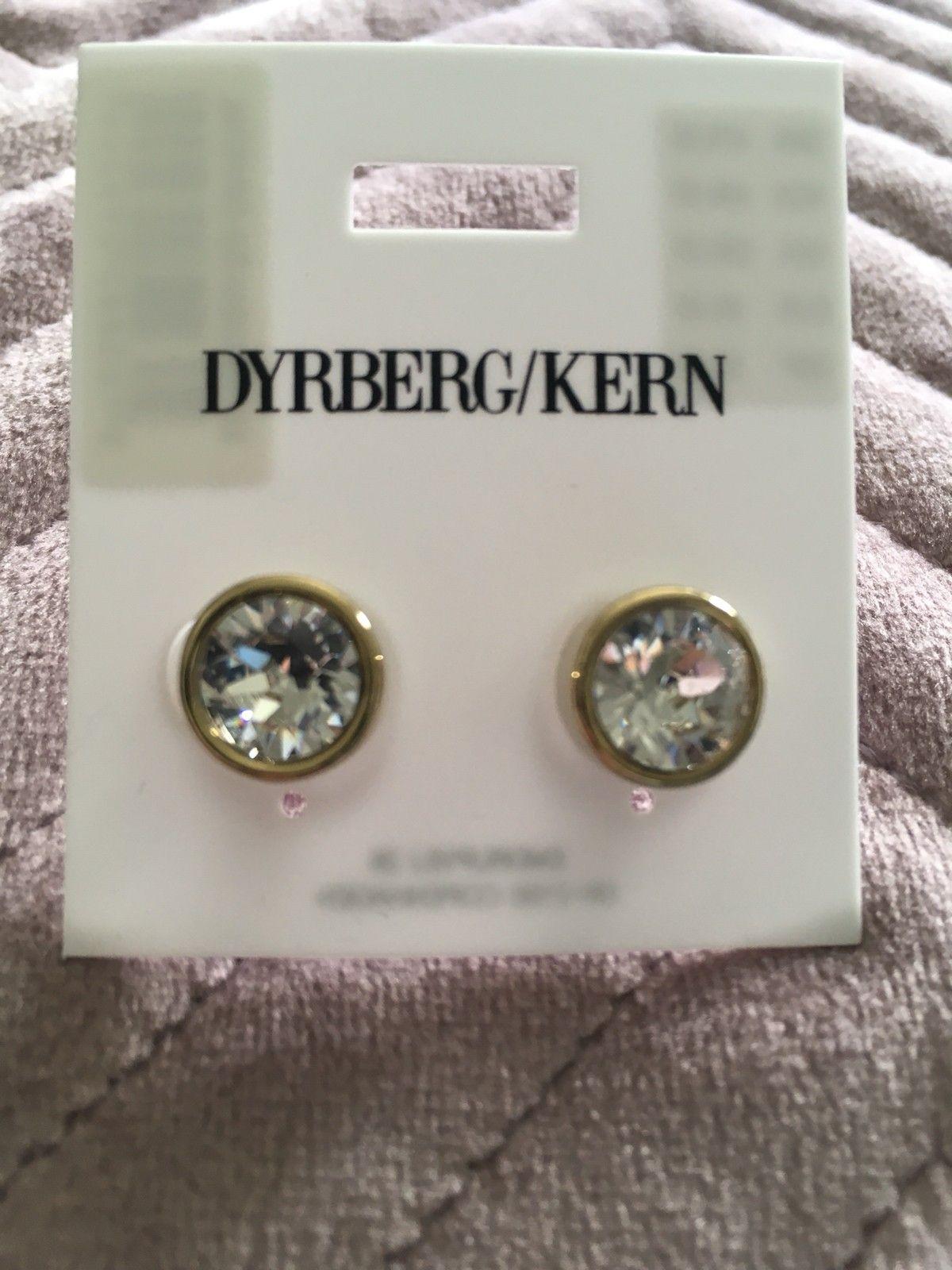 78b8f05e Dyrberg/Kern øredobber | FINN.no