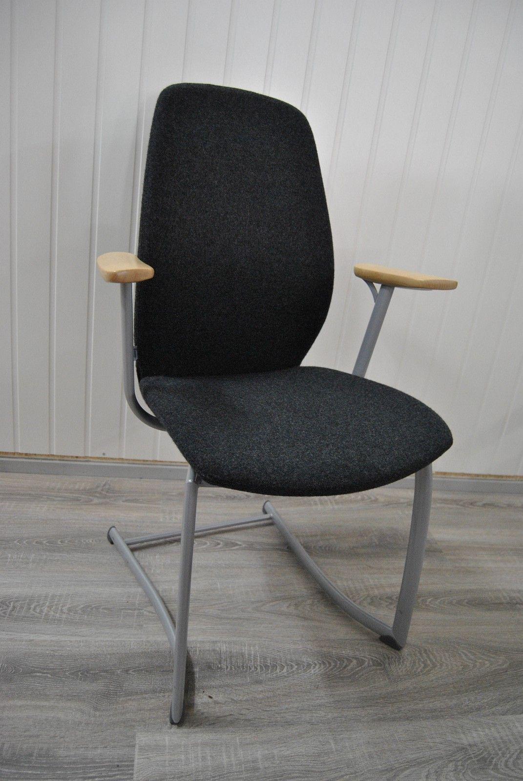 2 stk. Pent brukt Kinnarps Plus 377 konferansestoler | FINN.no