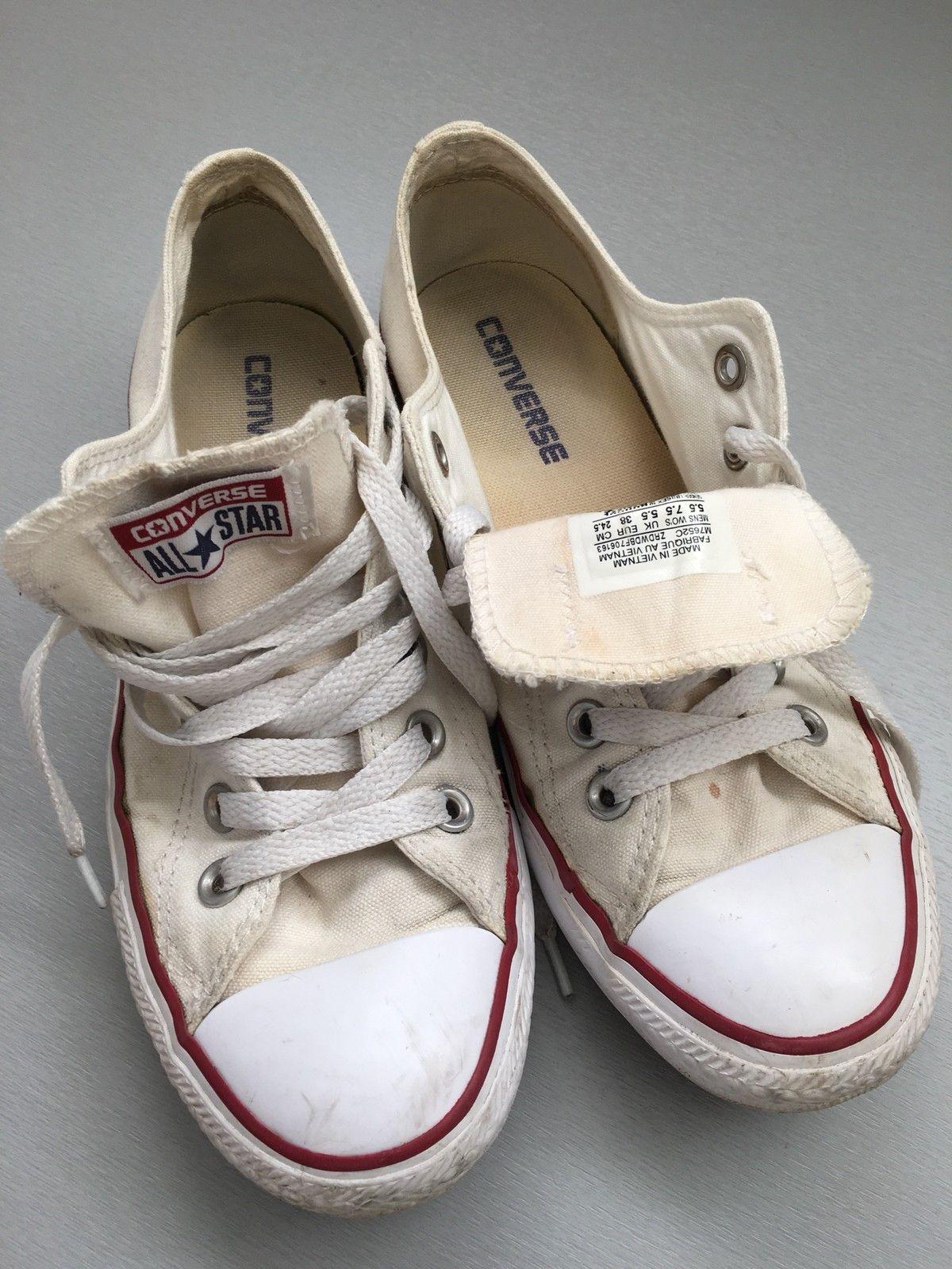 Converse sko dame str. 5 12 | FINN.no