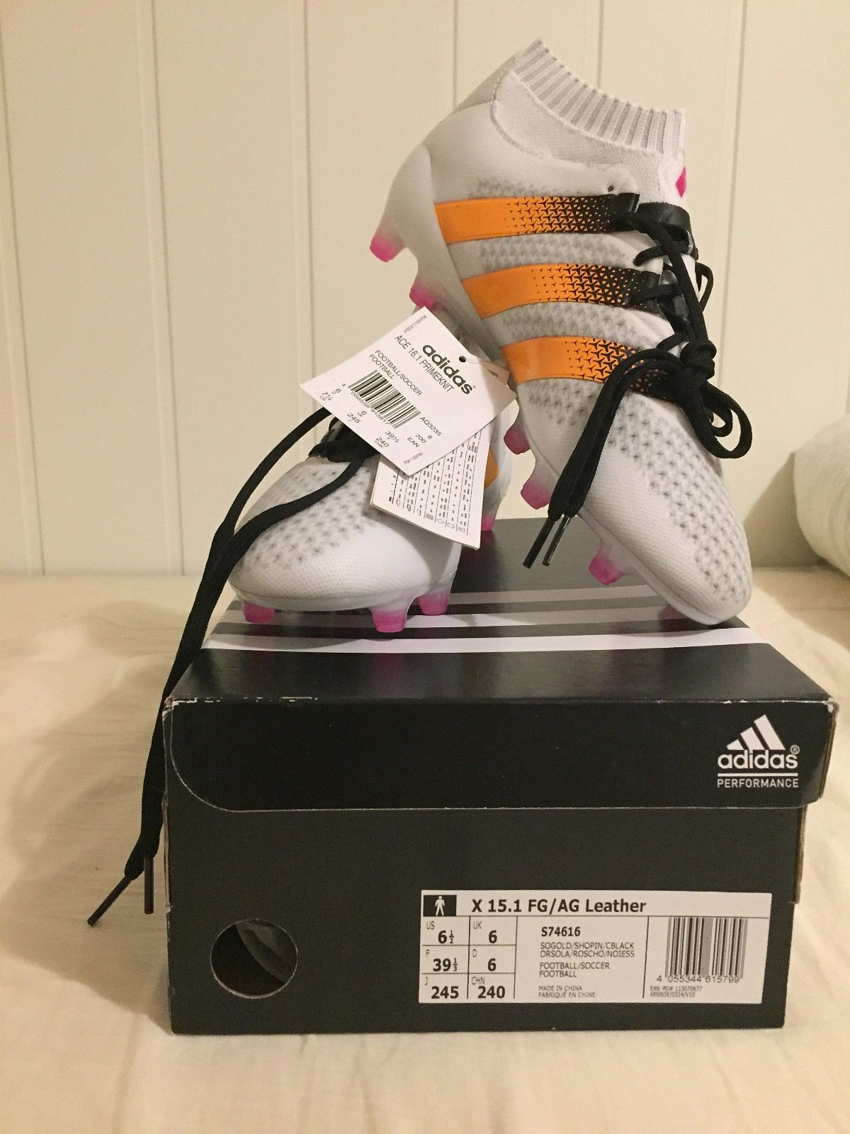adidas running shoes sale, adidas Performance ACE 16.1 FGAG