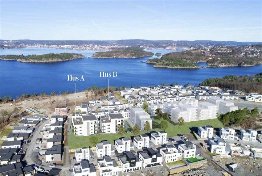 Dvergsnestoppen, 26 leiligheter, Kristiansand | Sørmegleren