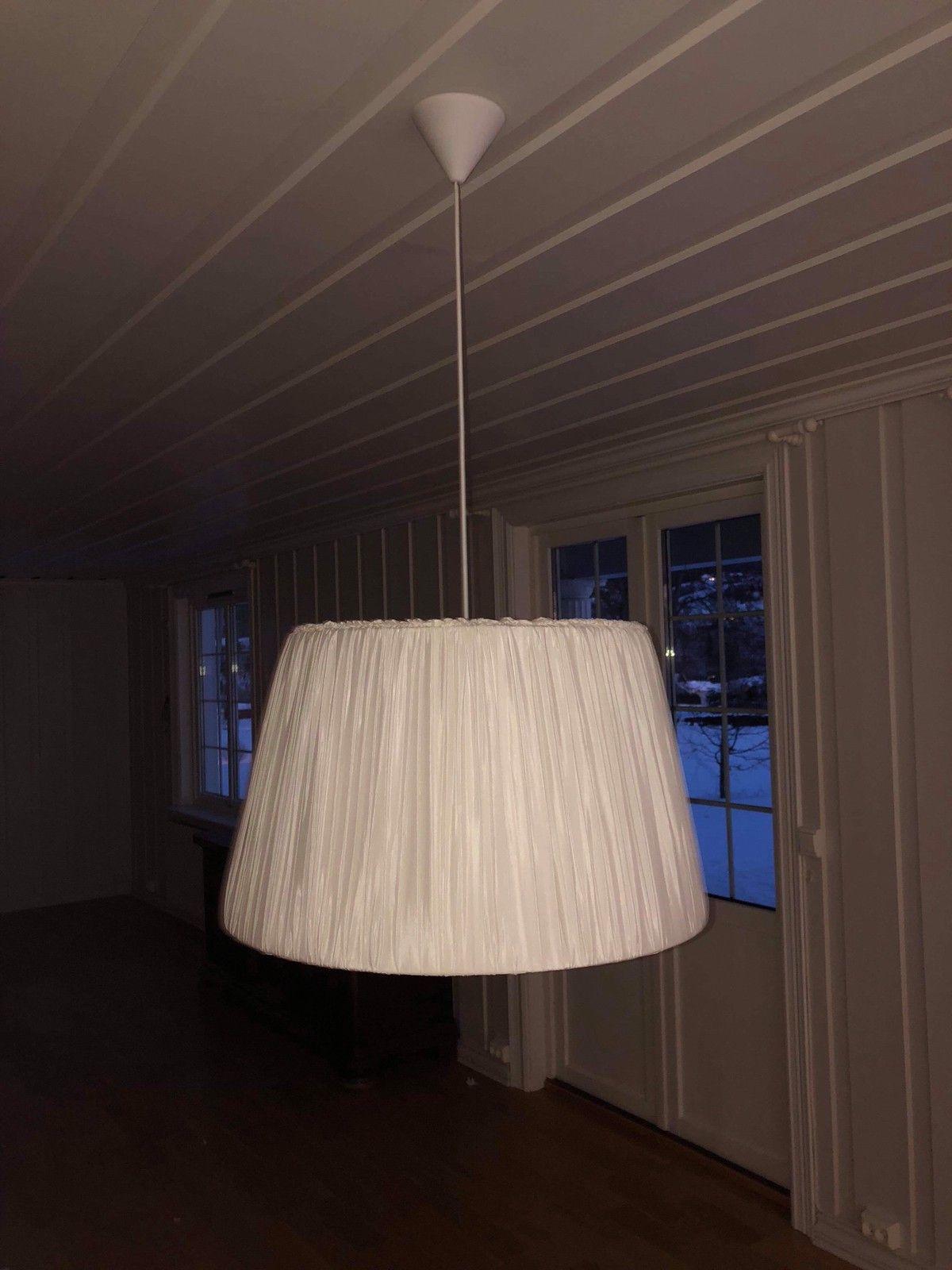 Nytt Tine K lampe XL | FINN.no NN-87