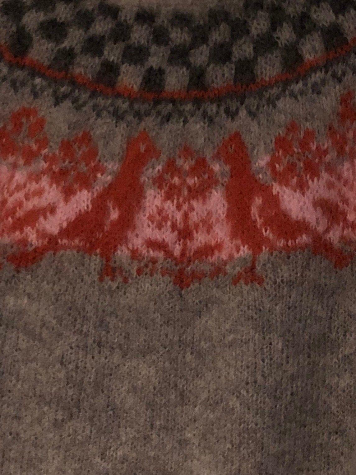 Vi har garn og mønster til Vendela jakke Norsk Flid