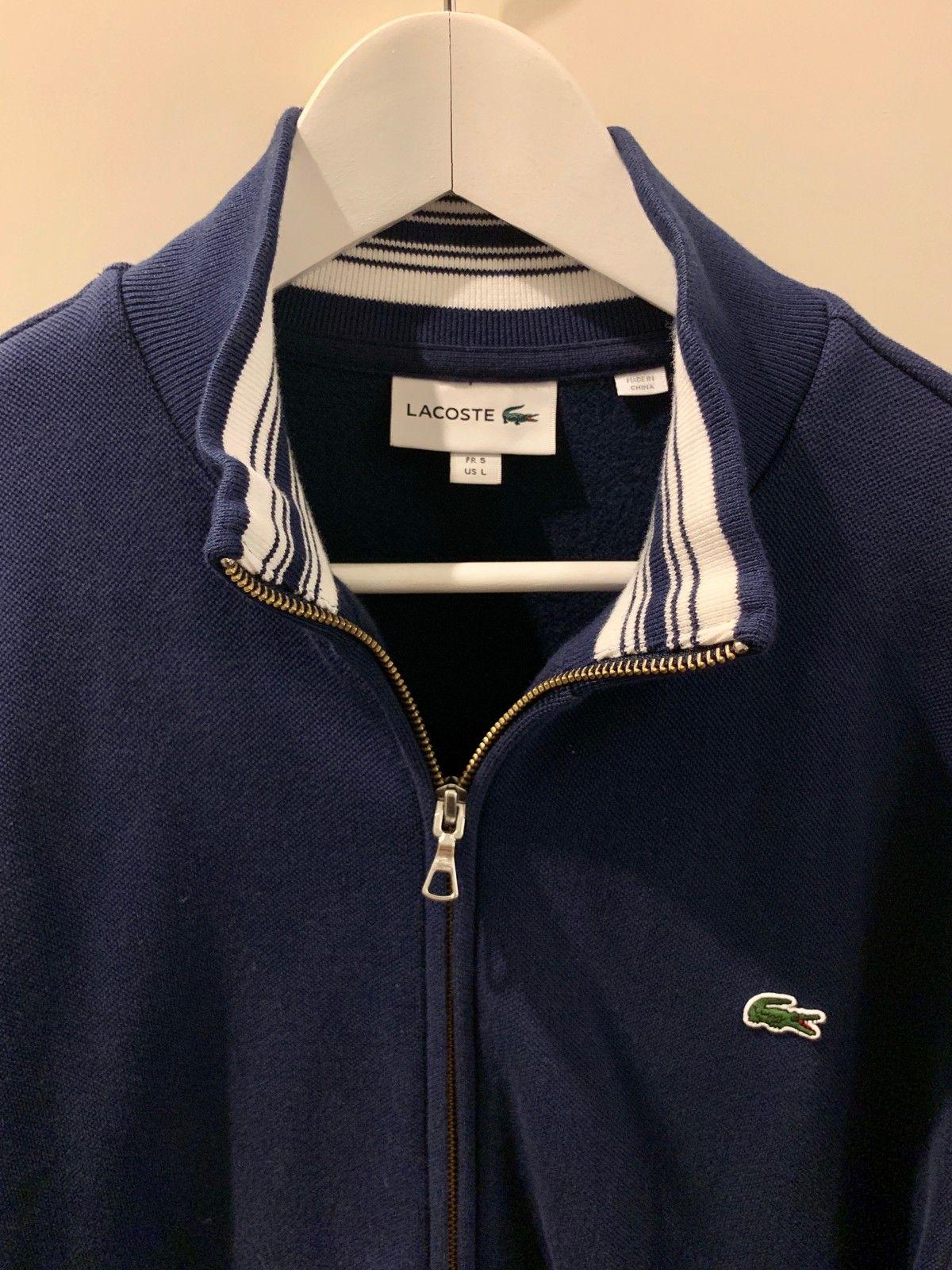 064ef8afe05 Lacoste jakke-genser selges, som ny.   FINN.no