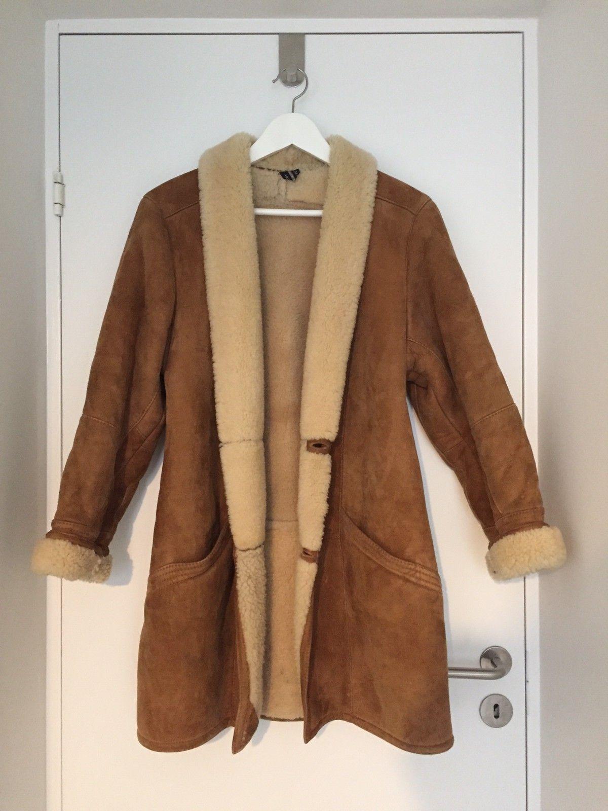 Vintage jakke i saueskinn | FINN.no