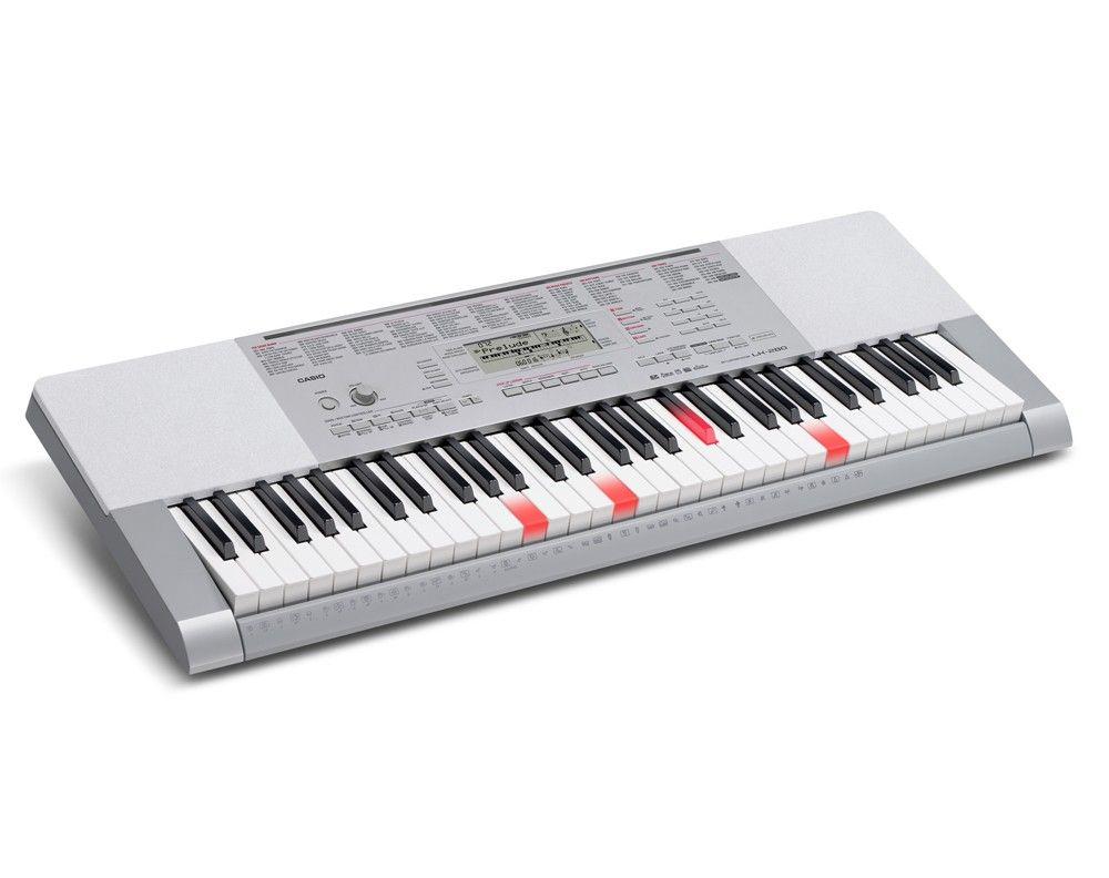 Casio LK 280, Keyboard med Mikrofon GP Musikk