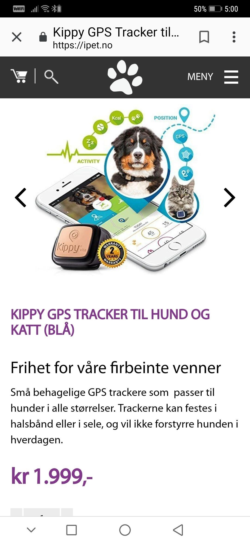 hekte GPS