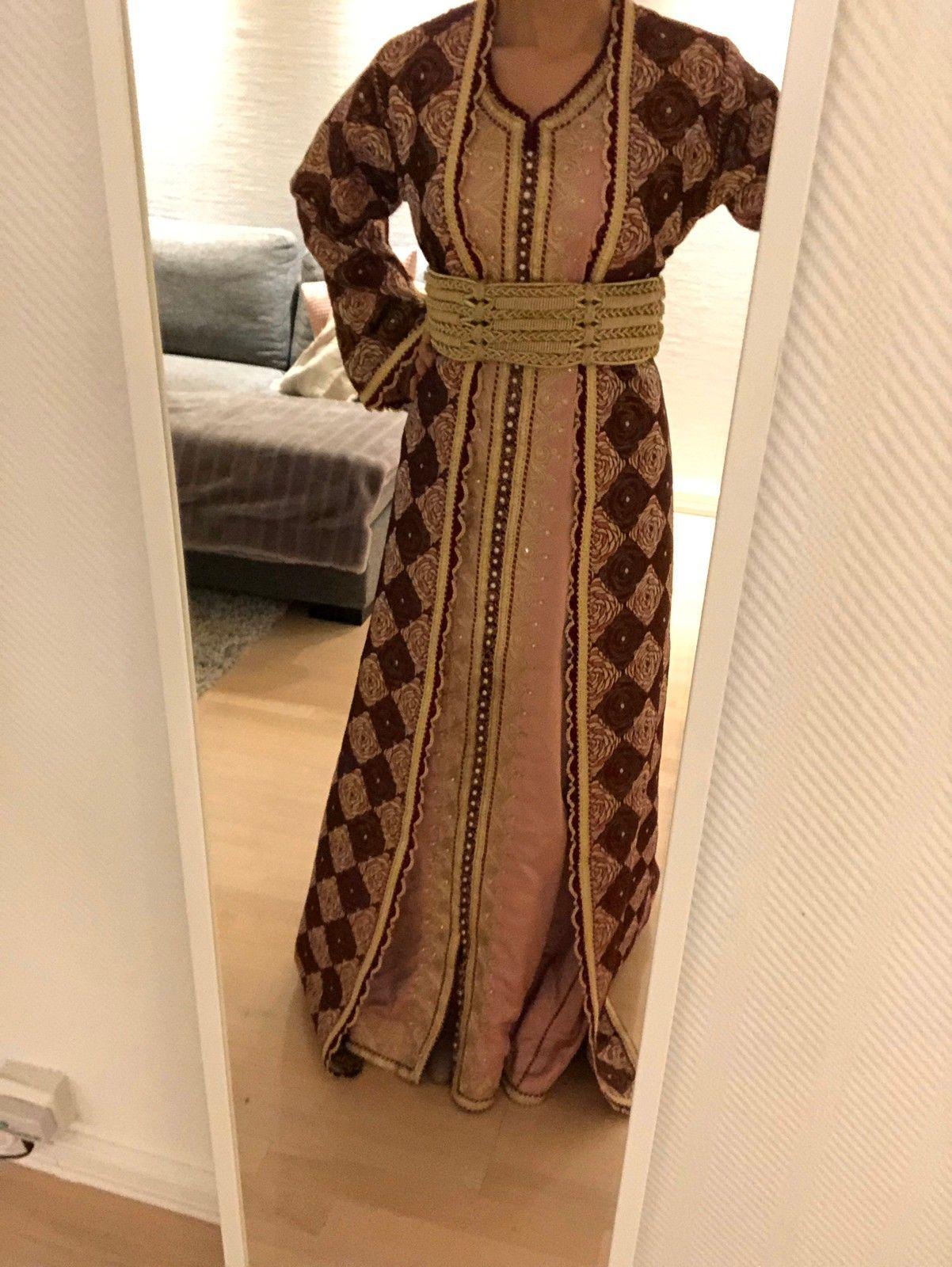 Marokkansk kjole Jellaba   FINN.no