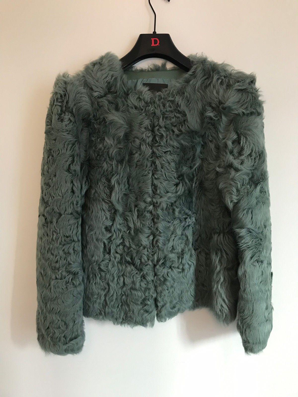 Ravn curly lamb jakke | FINN.no