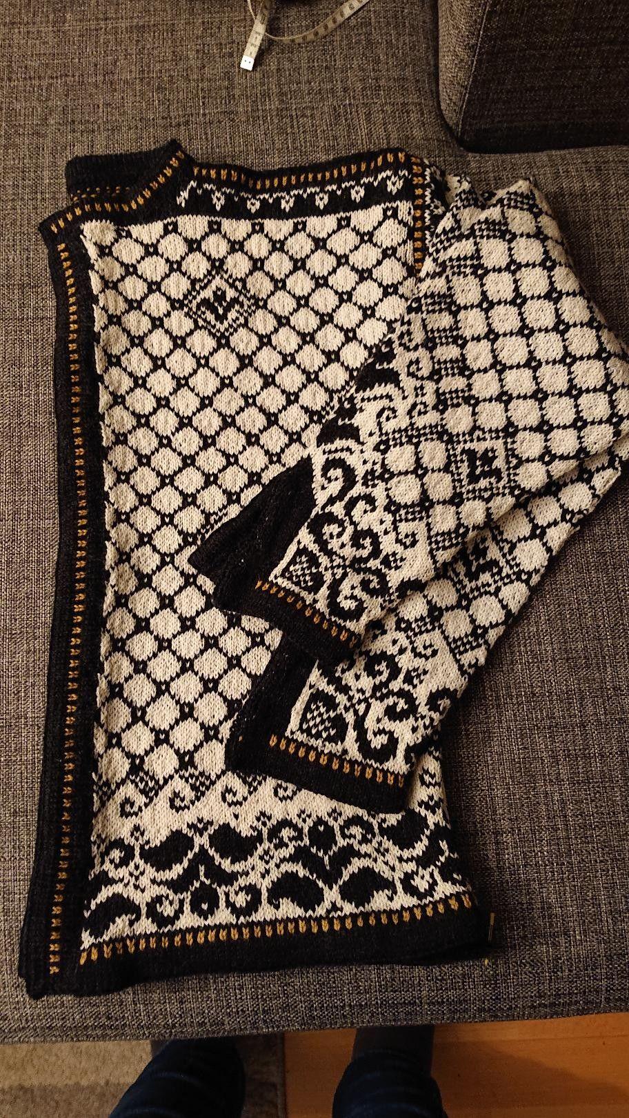 Håndstrikket jakke Kjøpe, selge og utveksle annonser de