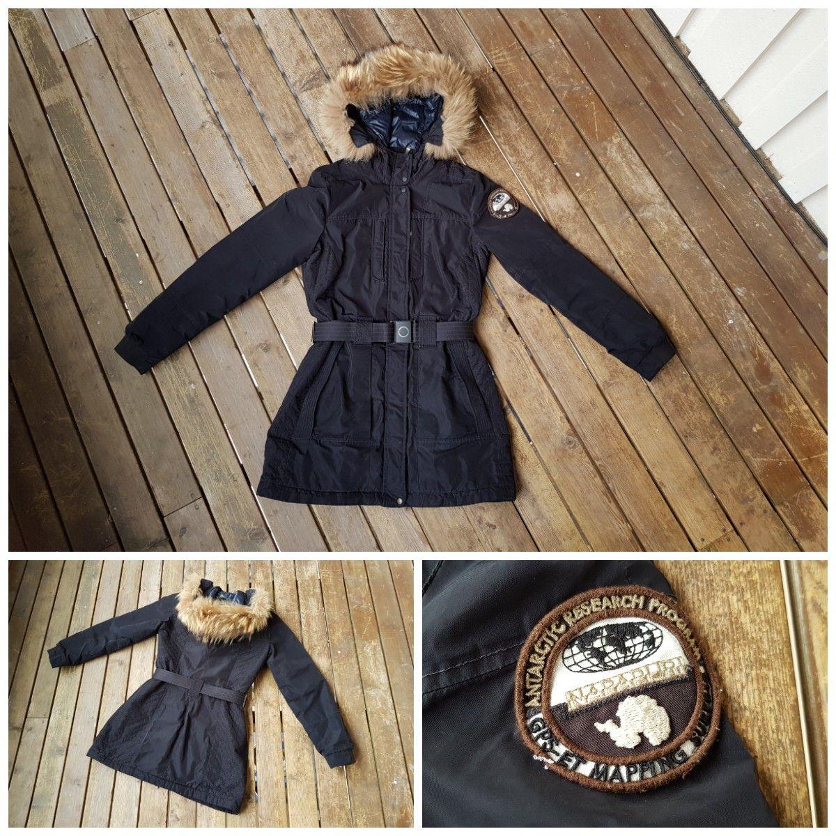 Napapijri jakke (M) | FINN.no