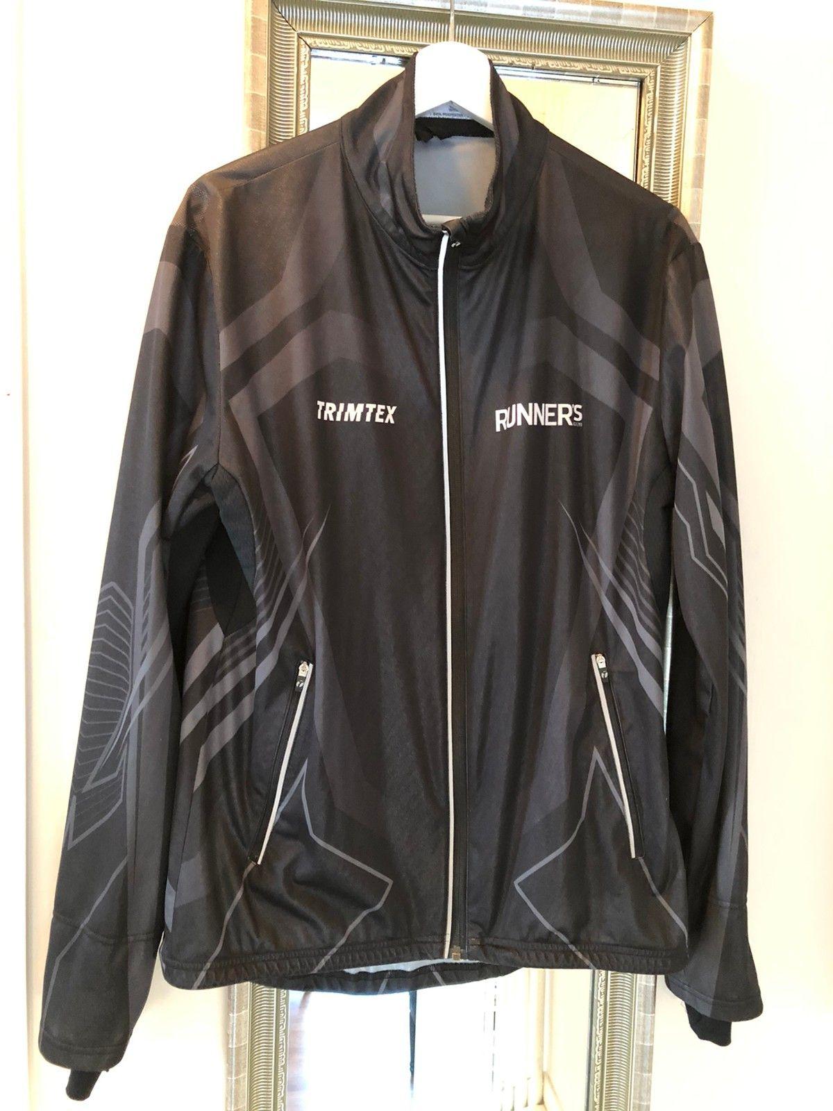 Sportsklær ! TRIMTEX løpe jakke str :L tils kr 450, ny pris
