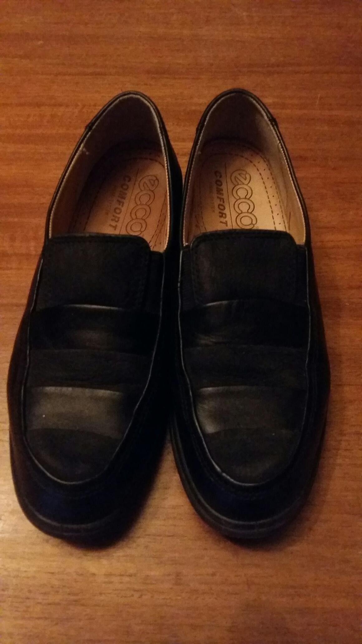 Ecco skinn sko, Str. 37. | FINN.no